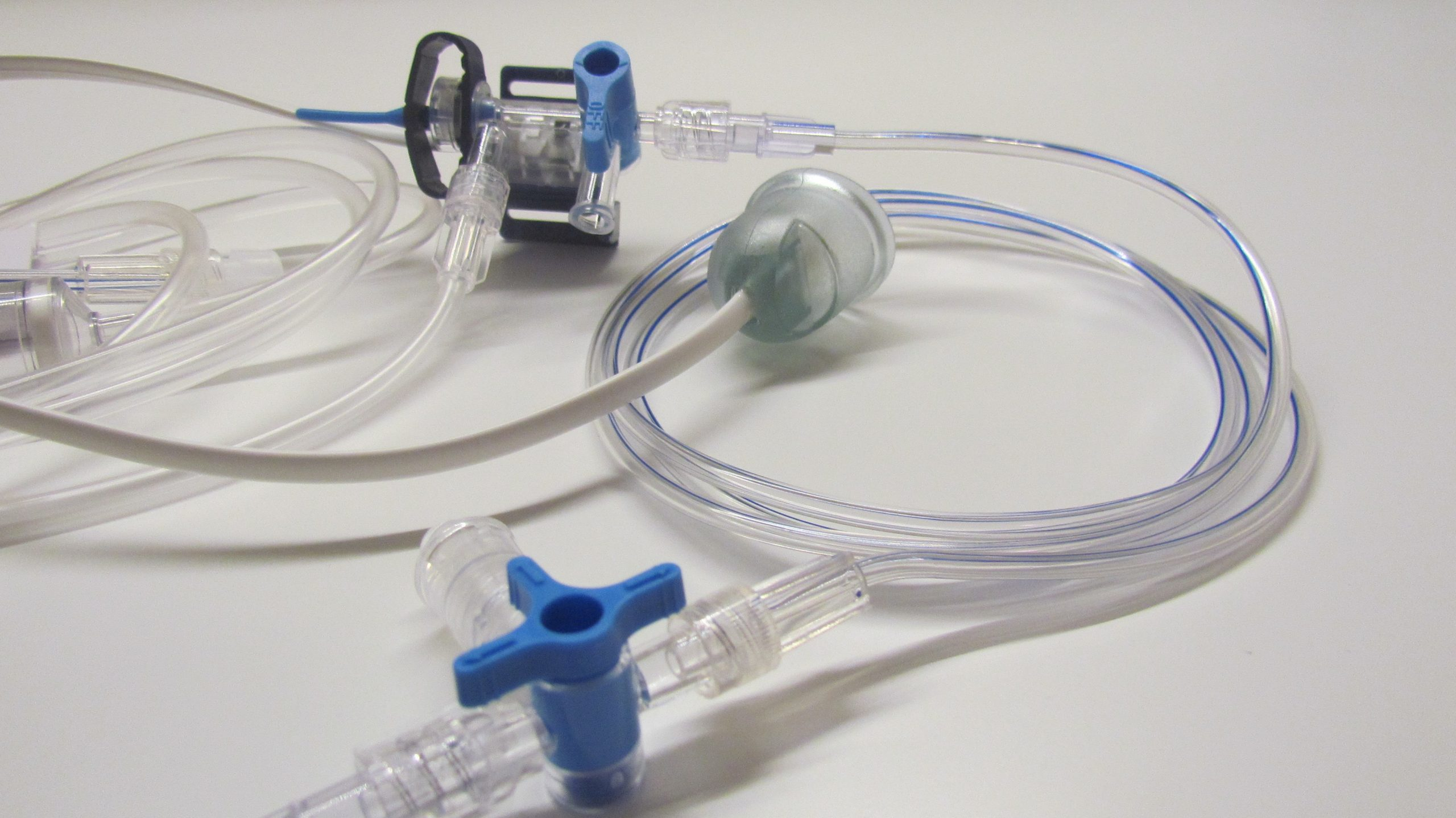 Physiology pressure transducer sets